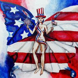 Shana Rowe Jackson - Free as Independence Day