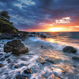 Hawaii  Fine Art Photography - Free Flowing