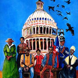 Everett Spruill - FREEDOM - Celebrating Juneteenth