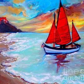 Helena Bebirian - Freedom Sails