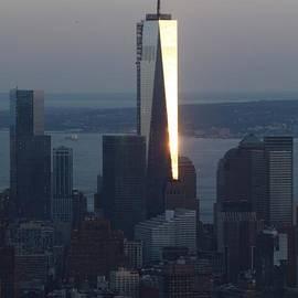 Freedom Tower by John Telfer