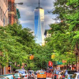 Freedom Tower by Rick Kuperberg Sr