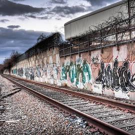 Freedom Tracks  by Jacob Brewer