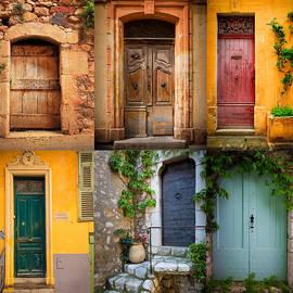 Inge Johnsson - French Doors