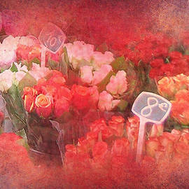 French Market Roses by Carla Parris