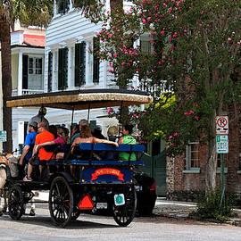 Suzanne Gaff - French Quarter - Charleston SC