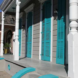 French Quarter Homes by Chuck Johnson