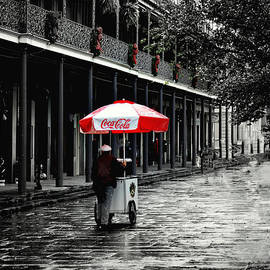 Tanya Tanski - French Quarter Solitude......