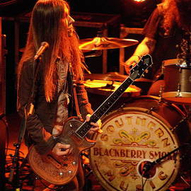 Fresh Blackberry Smoke From The Guitar Of Charlie Starr by Ben Upham