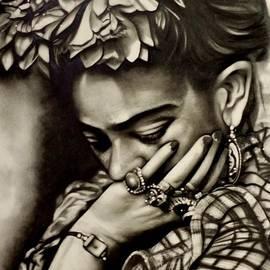 Frida  by Barbara  Rivera