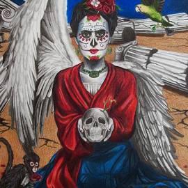 Amber Stanford - Frida Kahlo