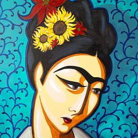 Frida by Rebecca Mott
