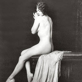 Studio Photographer  - From Risque Postcard Collection 10