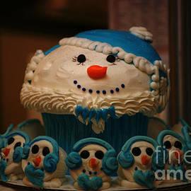 Frosty Holiday 2 by Linda Shafer