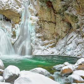 Frozen Emerald by Bill Wakeley