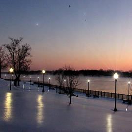 Michael Rucker - Frozen Winter Park
