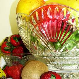 Margaret Newcomb - Fruit Still Life 3