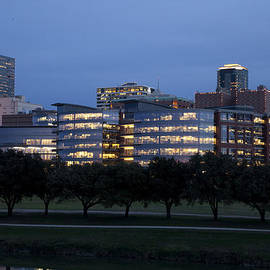 Greg Kopriva - Ft. Worth Texas Skyline