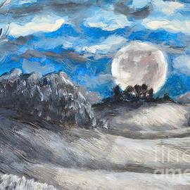 Full Moon by Martin Capek