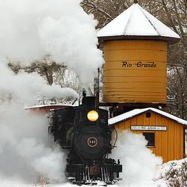 Full Steam Ahead by Ken Smith