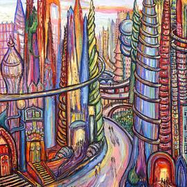 Arthur Robins - Future City