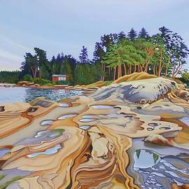Elissa Anthony - gabriola Island Galleries Unseen