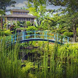 Garden at Houmas House Plantation LA DSC04584 by Greg Kluempers