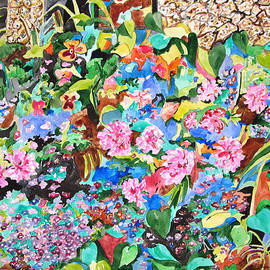 Esther Newman-Cohen - Garden Glory
