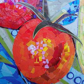 Shawna Rowe - Garden Harvest Collage Detail