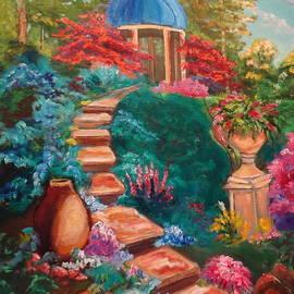Garden of Meditation 111 by Jenny Lee