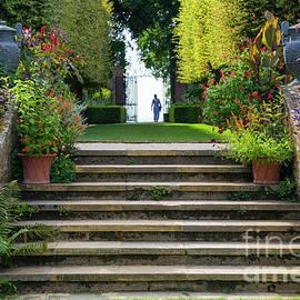 Garden Steps by Brian Jannsen