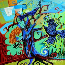 Genevieve Esson - Gargoyle Crows