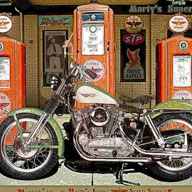 Gassin' Up by John Anderson