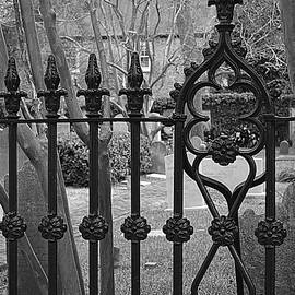 Gate to Tranquility by Linda Covino