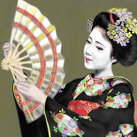 Yoshiyuki Uchida - Geisha No.172