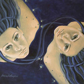 Dorina  Costras - Gemini from Zodiac series