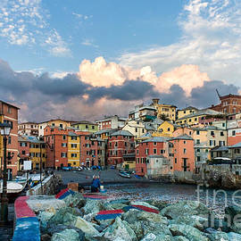 Ezeepics    - Genoa District Boccadasse