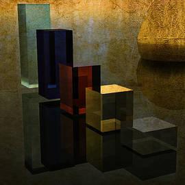 Geometries and reflections by Ramon Martinez