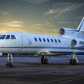 George Turek Jet by David Morefield