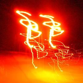 Geranium Lazer Fusion by James Welch