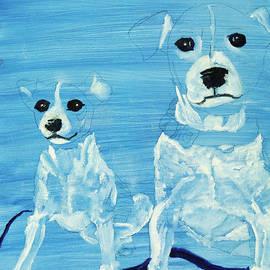 Terry Lewey - Ghost Dogs