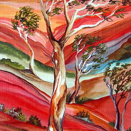 Roberto Gagliardi - Ghost Gum Tree In The Outback