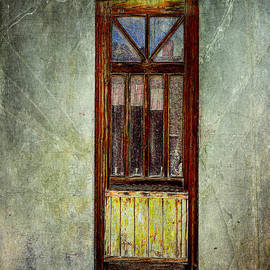 Janice Rae Pariza - Ghost In The Window