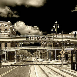 Ghost Town Ybor City by Michael White