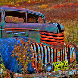 Ghost Truck by Alana Ranney