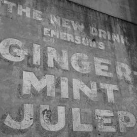 Chuck Johnson - Ginger Mint Julep