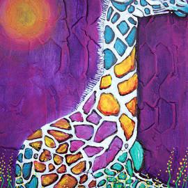 Laura Barbosa - Giraffe of Many Colors