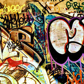 Girls Tag Two by Trever Miller