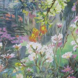 Julie Todd-Cundiff - Giverny in Autumn