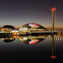 Grant Glendinning - Glasgow Science Centre